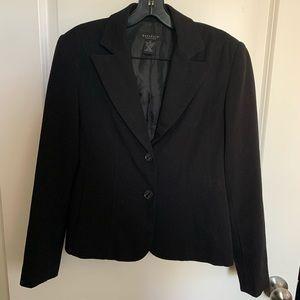 Rafaella brand black blazer